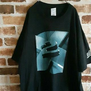 デルタ(DELTA)のUSA古着 Tシャツ DELTA デルタ ブラック XL(Tシャツ/カットソー(半袖/袖なし))