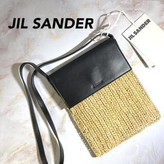 ジルサンダー(Jil Sander)の【希少モデル】JIL SANDER ジルサンダー ショルダーバッグ ポシェット(ショルダーバッグ)