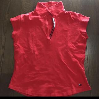 トミー(TOMMY)のトミージーンズ★スキッパーTシャツ(Tシャツ(半袖/袖なし))