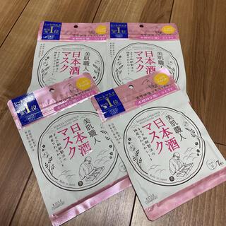 コーセーコスメポート(KOSE COSMEPORT)のクリアターン 美肌職人 日本酒マスク(パック/フェイスマスク)