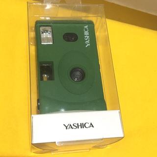 京セラ - YASHICA フィルムカメラ MF-1 アーミーグリーン 新品未使用未開封