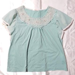 アクシーズファム(axes femme)のaxes femme*トップス(Tシャツ(半袖/袖なし))