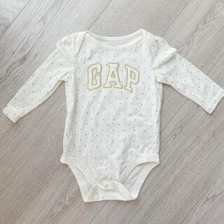 ベビーギャップ(babyGAP)のbabyGAP ロンパース6〜12m(ロンパース)