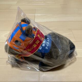 美品 新品同様 テイエムオーシャン 阪神3歳牝馬S アバンティー Sサイズ(ぬいぐるみ)