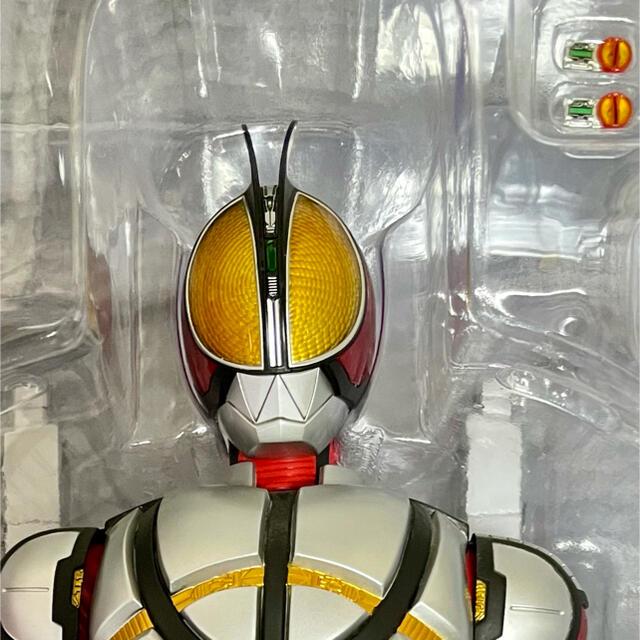 MEDICOM TOY(メディコムトイ)のリアルアクションヒーローズ RAH 仮面ライダー555 ブラスターフォーム エンタメ/ホビーのフィギュア(特撮)の商品写真