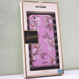 iPhone 6s/6用 Sonix スマホケース INLAY リリィ ピンク(iPhoneケース)
