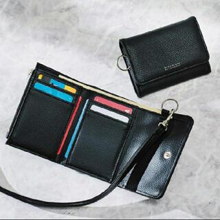 マッキントッシュフィロソフィー(MACKINTOSH PHILOSOPHY)のマッキントッシュ フィロソフィー 三つ折り財布 五大価値ミニ財布(折り財布)