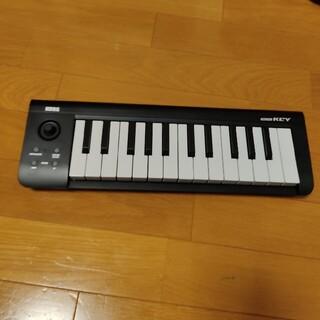 コルグ(KORG)のKORG microkey-25 鍵盤 dtm キーボード(MIDIコントローラー)