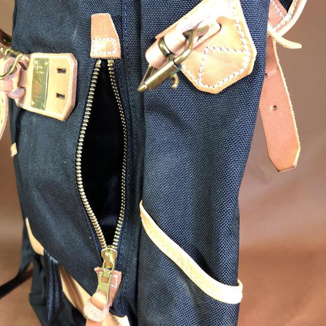 master-piece(マスターピース)のmaster-piece マスターピース リュックサック 未使用 メンズのバッグ(バッグパック/リュック)の商品写真