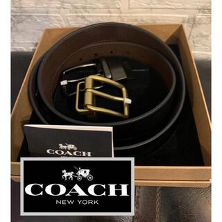 コーチ(COACH)のcoach コーチ ベルト ブラス バックル  セット set(ベルト)