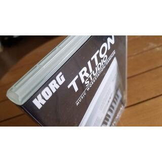 KORG TRITON STUDIO VIDEO TUTORIAL DVD英語版