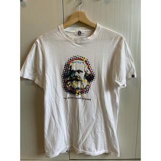 グッドイナフ(GOODENOUGH)のGOODENOUGH Tシャツ コジック GDEH カールマルクス グッドイナフ(Tシャツ/カットソー(半袖/袖なし))