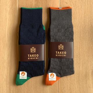 タケオキクチ(TAKEO KIKUCHI)のTakeo Kikuchi タケオキクチソックス 靴下(ソックス)