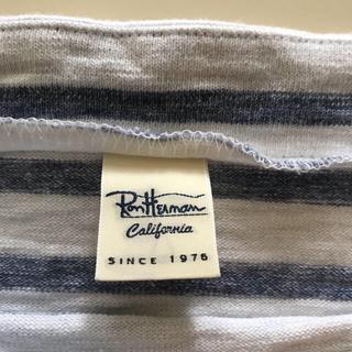 ロンハーマン(Ron Herman)のボーダーカットソー 七分袖(Tシャツ(長袖/七分))