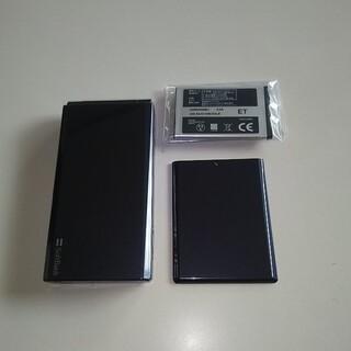 サムスン(SAMSUNG)の美品 740SC シムロック解除済 SIMフリー(携帯電話本体)