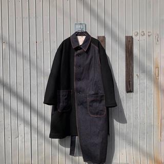 サンシー(SUNSEA)のBEST PACKING STORE × KHOKI 別注コート(テーラードジャケット)