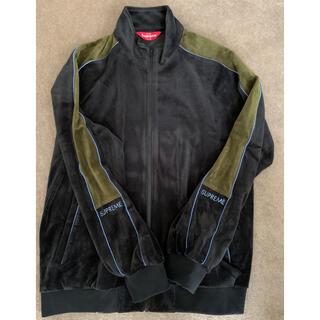 Supreme - supreme トラックジャケット