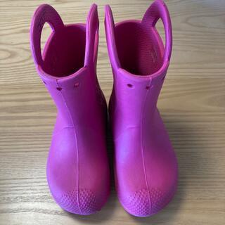 クロックス(crocs)のクロックス 長靴 c11(長靴/レインシューズ)