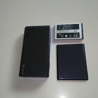 サムスン(SAMSUNG)の740SC SIMフリー SIMロック解除済(携帯電話本体)