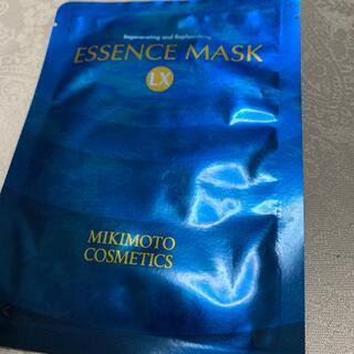 ミキモトコスメティックス(MIKIMOTO COSMETICS)のミキモト コスメティクス エッセンスマスク LX(パック/フェイスマスク)