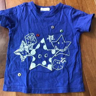 センスオブワンダー(sense of wonder)のベイビーチア  Tシャツ 100(Tシャツ/カットソー)