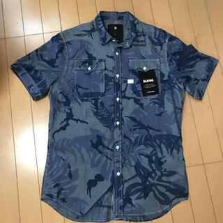 ジースター(G-STAR RAW)のG-star 半袖シャツ メンズ(Tシャツ/カットソー(半袖/袖なし))