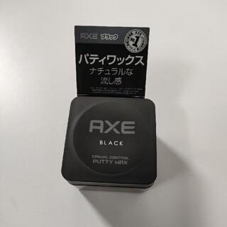AXE(アックス) ブラック カジュアルコントロール パティワックス(65g)(ヘアスプレー)