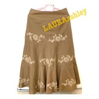 ローラアシュレイ(LAURA ASHLEY)のスカート(ロングスカート)