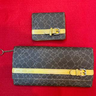 ニナリッチ(NINA RICCI)のニナリッチ長財布と小銭入れセット(財布)