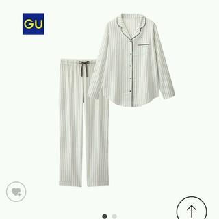 ジーユー(GU)のGU パジャマ ストライプ(パジャマ)