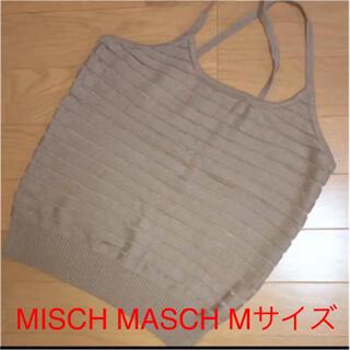 ミッシュマッシュ(MISCH MASCH)のMISCH MASCH キャミソール M(キャミソール)