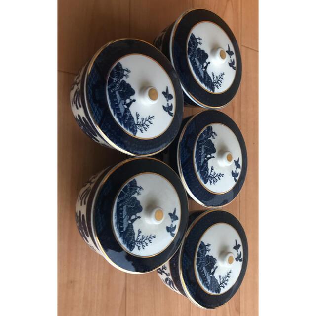 NIKKO(ニッコー)のNIKKO DOUBLE PHOENIX湯呑み5客 インテリア/住まい/日用品のキッチン/食器(食器)の商品写真