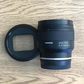 タムロン(TAMRON)のtamron 35mm F/2.8 Di III OSD M1:2 (レンズ(単焦点))