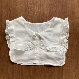 ウィゴー(WEGO)のつけ襟(6月末処分)(つけ襟)