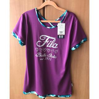 フィラ(FILA)のFILA フィラ 半袖 Tシャツ(ウェア)