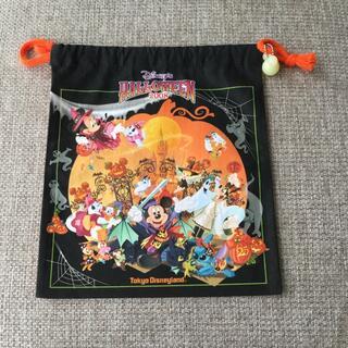 ディズニー(Disney)の東京ディズニーランド✨ハロウィン巾着(キャラクターグッズ)