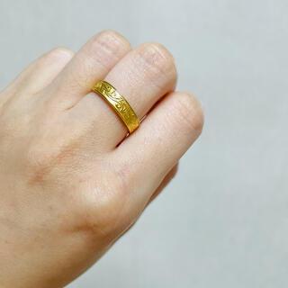 ロキエ(Lochie)のvintage ring gold(リング(指輪))