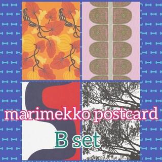 マリメッコ(marimekko)のmarimekkoポストカード(Bセット)(その他)