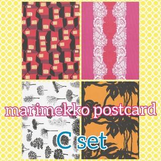マリメッコ(marimekko)のmarimekkoポストカード(Cセット)(その他)