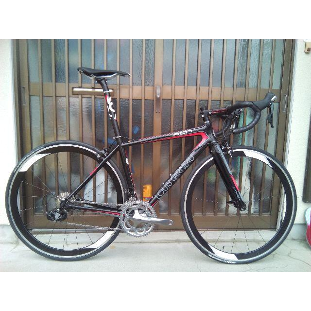 LOUIS GARNEAU(ルイガノ)の【ヒデ様専用】ルイガノ 2016 LGS-RCN サイズ46 スポーツ/アウトドアの自転車(自転車本体)の商品写真