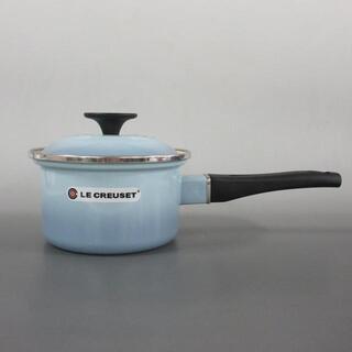 ルクルーゼ(LE CREUSET)のルクルーゼ 食器新品同様  ライトブルー(その他)