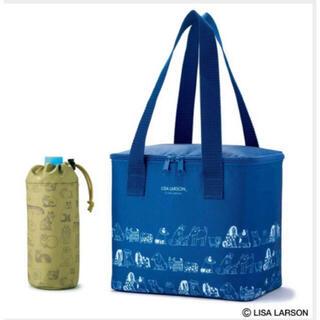 Lisa Larson - リサラーソン 大容量保冷バッグ ペットボトルホルダー