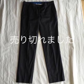 トゥモローランド(TOMORROWLAND)のtomorrowland コレクション パンツ ブラック 36(クロップドパンツ)