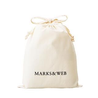 マークスアンドウェブ(MARKS&WEB)の【送料込❗️】マークスアンドウェブ 巾着袋 コットンポーチ(ポーチ)