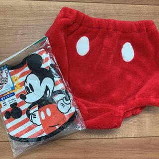 ディズニー(Disney)のミッキー かぼちゃパンツ コスプレ スタイ (パンツ)