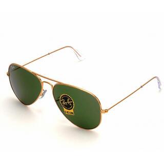 レイバン(Ray-Ban)のレイバン サングラス ティアドロップ ゴールド メンズ レディース(サングラス/メガネ)
