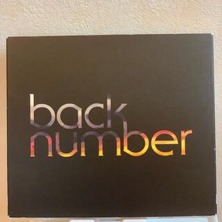 バックナンバー(BACK NUMBER)のblues(初回限定盤)(ミュージック)