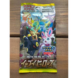 ポケモン(ポケモン)のポケモンカード イーブイヒーローズ 1パック(Box/デッキ/パック)