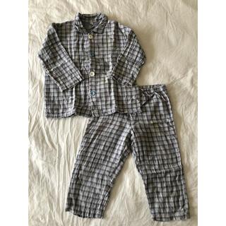 ムジルシリョウヒン(MUJI (無印良品))の難あり 無印良品 パジャマ 100(パジャマ)