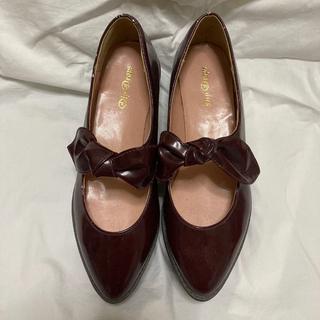 ディップドロップス(Dip Drops)のdip drops 厚底パンプス(ローファー/革靴)